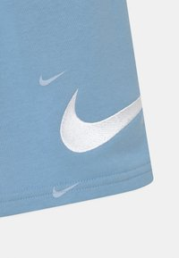 Nike Sportswear - Kraťasy - psychic blue/white - 2