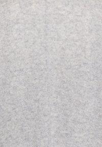 Tommy Hilfiger - OPEN CARDI - Cardigan - light grey heather - 2