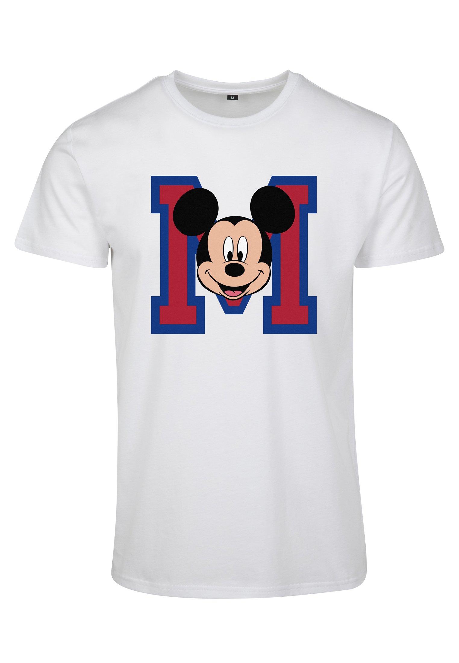 Homme MICKEY MOUSE M FACE - T-shirt imprimé
