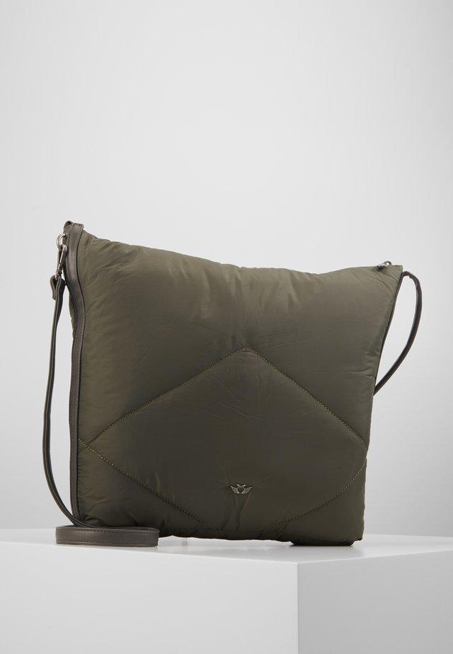 DAVIE - Tote bag - olive