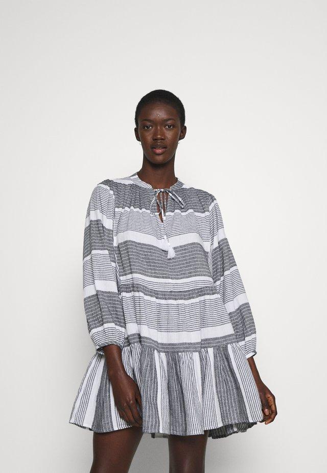 PACIFIC DRESS - Complementos de playa - black