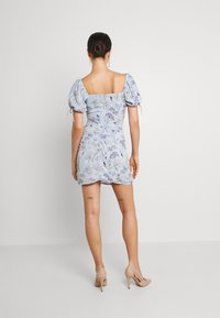 Nly by Nelly - RUCHED PUFF DRESS - Cocktailkjole - multi-coloured - 2