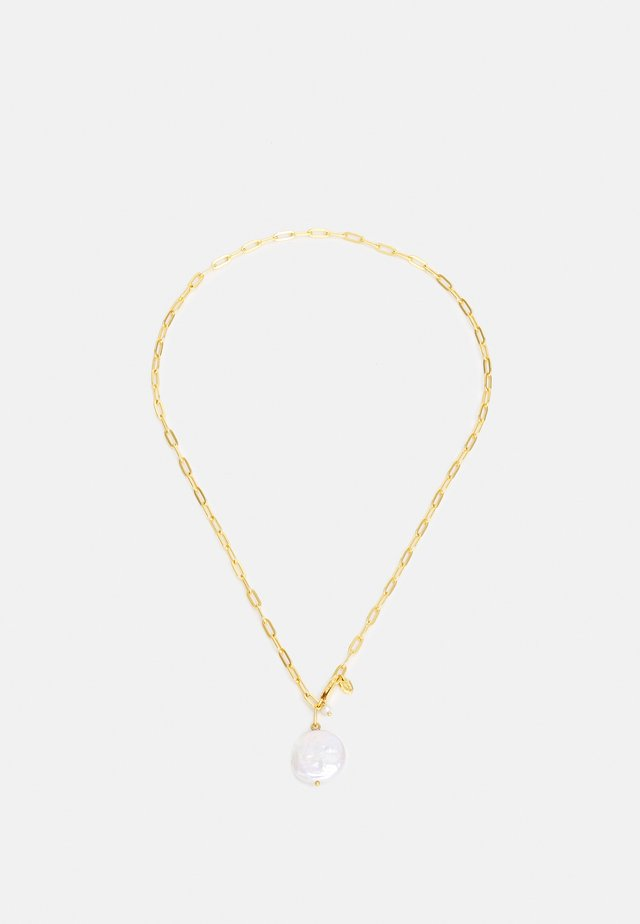 ALESSANDRIA NECKLACE - Halsband - gold-coloured