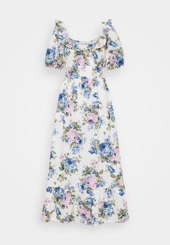 PRECIOUS FLORAL DRESS - Cocktail dress / Party dress - multi-coloured