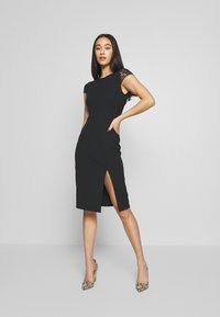 Even&Odd - Shift dress - black - 1