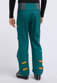 PYUA - CREEK - Pantaloni da neve - petrol blue - 2