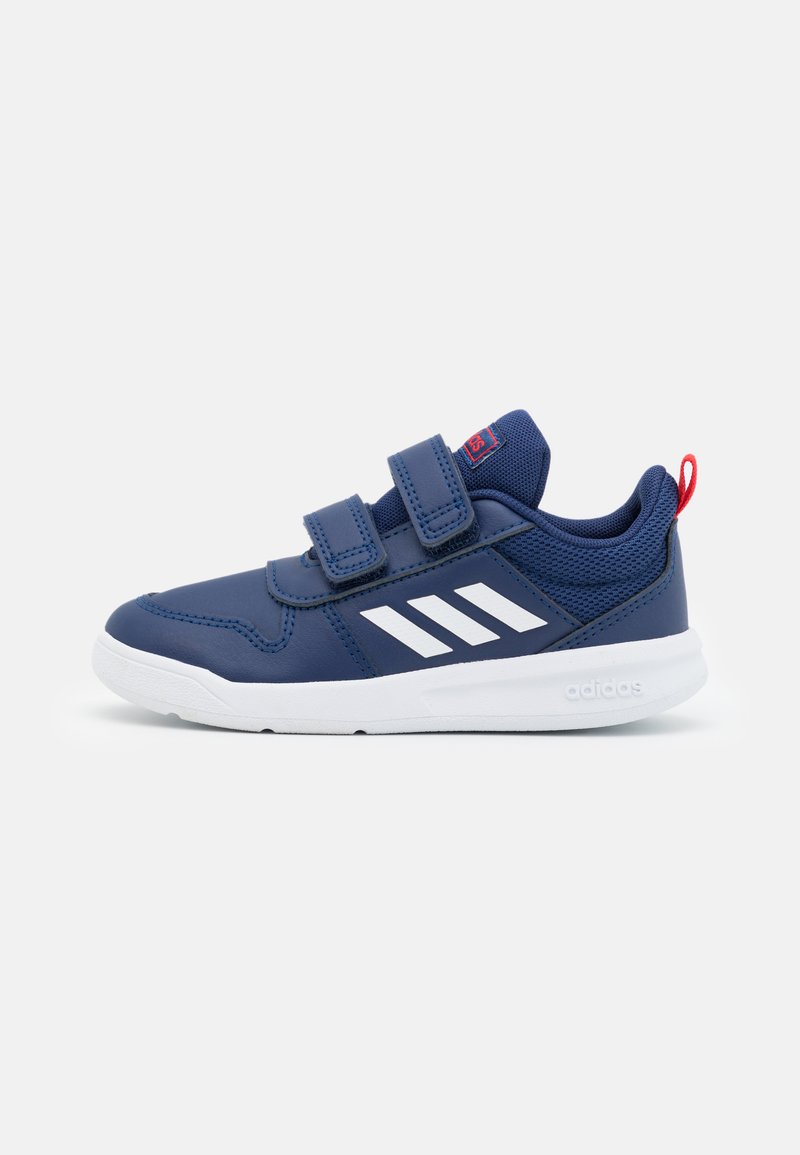 adidas Performance - TENSAUR UNISEX - Walking trainers - dkblue/ftwwht/actred