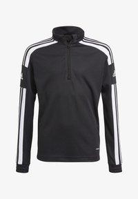 adidas Performance - Sweatshirt - schwarzweiss - 0