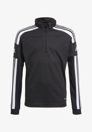 SQ21 JUNIOR AEROREADY PRIMEGREEN FOOTBALL TRACK JACKET - Sweatshirt - schwarzweiss