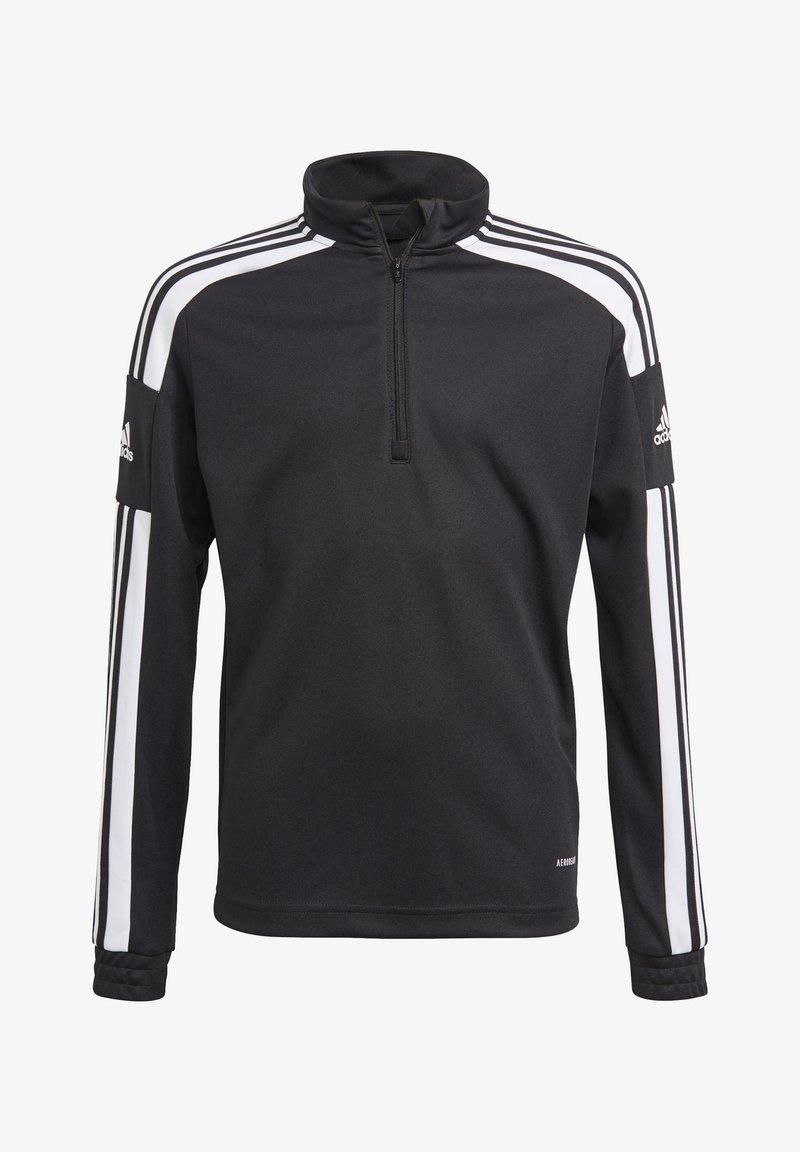 adidas Performance - Sweatshirt - schwarzweiss