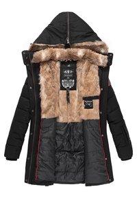 Marikoo - LIEBLINGS - Winter coat - black - 5
