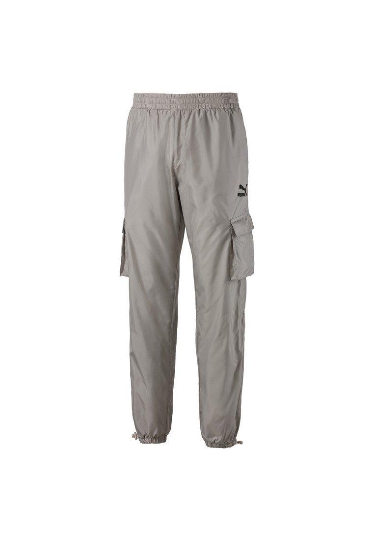Puma - Cargo trousers - dove