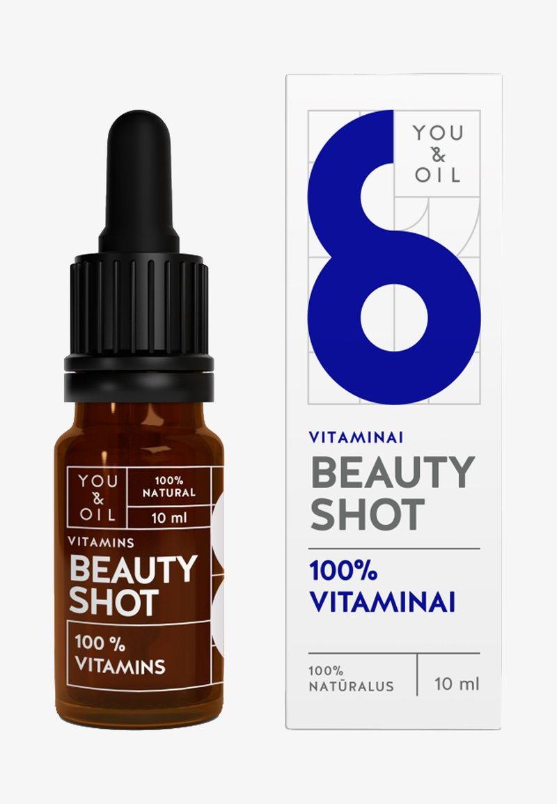 YOU & OIL - VITAMINS SERUM - Serum - -