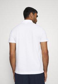 Lacoste Sport - RAINBOW STRIPES - Poloshirt - blanc /vert/bleu/bleu marine - 2