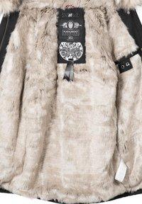 Navahoo - CRISTAL - Winter coat - black - 4