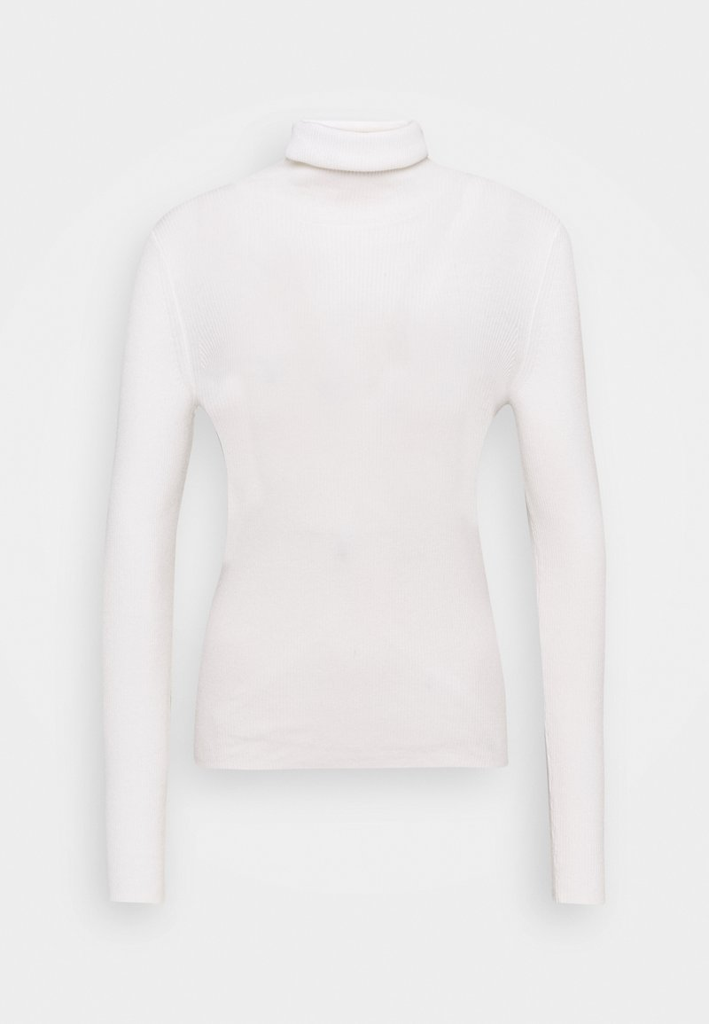 Marc O'Polo - RIB STRUCTURE - Jumper - chalk white