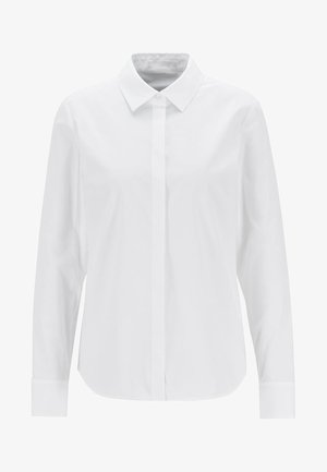 BANEW - Button-down blouse - white