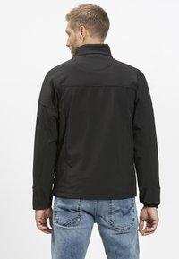 Whistler - DUBLIN - Soft shell jacket - black - 2