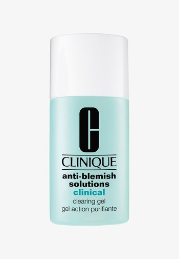 ANTI-BLEMISH SOLUTIONS CLINICAL CLEARING GEL  - Cleanser - -