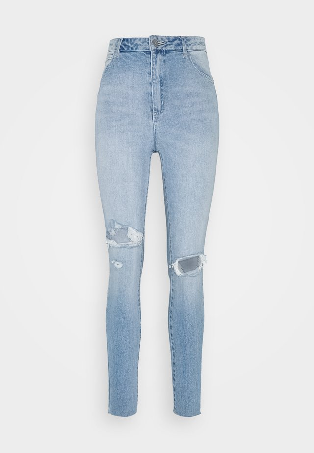 A HIGH ANKLE BASHER - Jeans Skinny Fit - lonestar