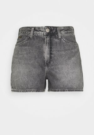 THELMA - Denim shorts - grey sarandon