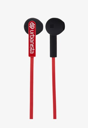 SAN FRANCISCO UNISEX - Auriculares - red snapper