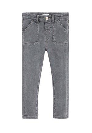 OLIVER - Straight leg jeans - denim grau