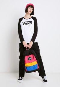 Vans - Bluzka z długim rękawem - white/black - 1