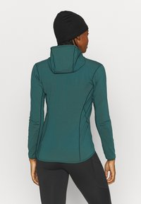 Arc'teryx - KYANITE HOODY WOMENS - Fleece jacket - astral - 2