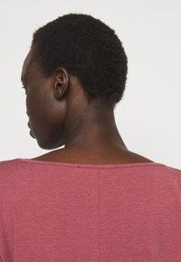 WEEKEND MaxMara - MULTID - Basic T-shirt - dunkelmauve - 3