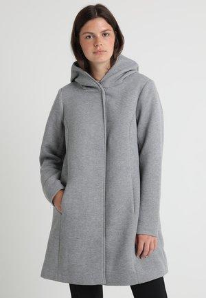 MSORI JACKET - Manteau court - light grey melange