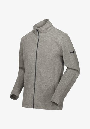Fleece jacket - asteroidgrey