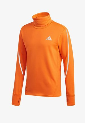 COLD.RDY COVER-UP - Sports shirt - orange