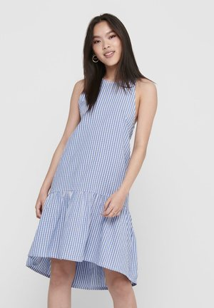 Day dress - medium blue denim