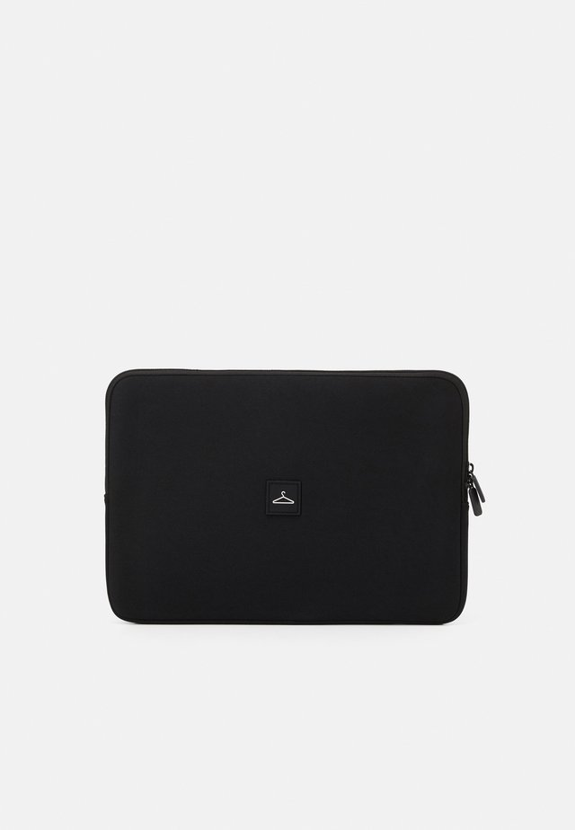 HANGER LAPTOP COVER - Sac ordinateur - black