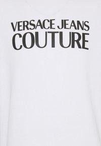 Versace Jeans Couture - FELPA - Sweatshirt - white - 7
