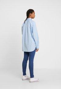 Levi's® - Button-down blouse - adelia stripe powder blue - 2