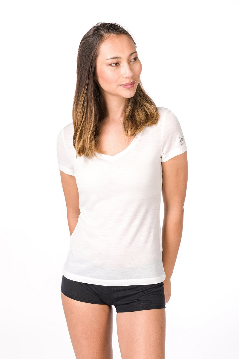 super.natural - Basic T-shirt - white
