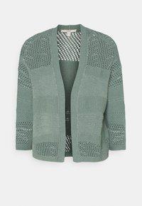 Esprit - POINTELLE - Cardigan - turquoise - 0