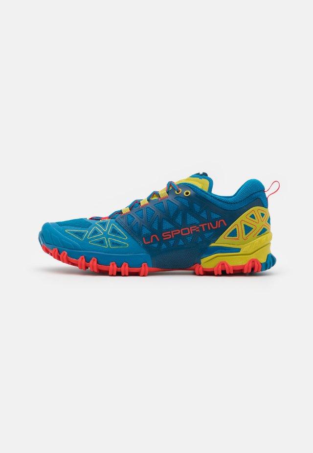 BUSHIDO II - Scarpe da trail running - neptune/kiwi