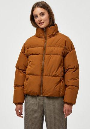 ALEXANDRA  - Winter jacket - rustic brown