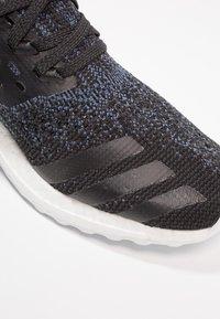 adidas Performance - ULTRABOOST UNCAGED PARLEY - Obuwie do biegania treningowe - tech ink/core black - 5
