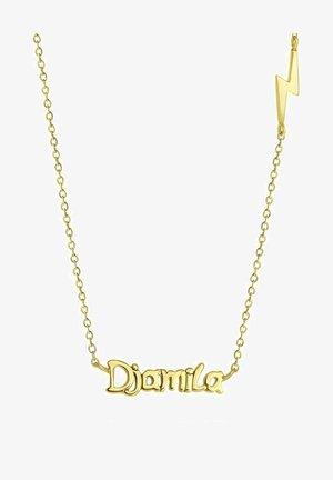DJAMILA - Necklace - gold-coloured
