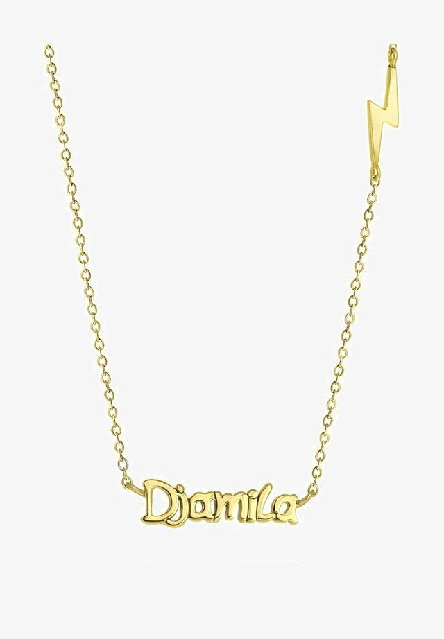 DJAMILA - Ketting - gold-coloured