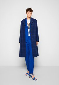 PS Paul Smith - COAT - Classic coat - blue - 4