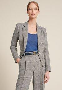 Luisa Spagnoli - VITI - Blazer - grey, blue, blue-grey - 3