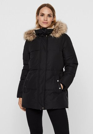 VMFINLEY JACKET - Winter coat - black