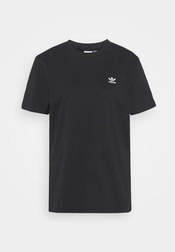 LOOSE TEE - T-shirt print - black