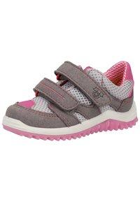Pepino - Trainers - graphite/grey/pink - 2