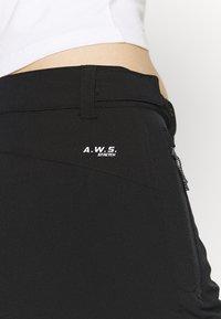 Icepeak - BEATTIE - 3/4 sports trousers - black - 4